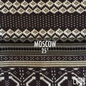 Choose Your Pattern Collection: Moscow. Cosy Knit Print Leggings | Fits UK Sizes 8 - 12/14 | Petite Leg Inseams 25 Inches